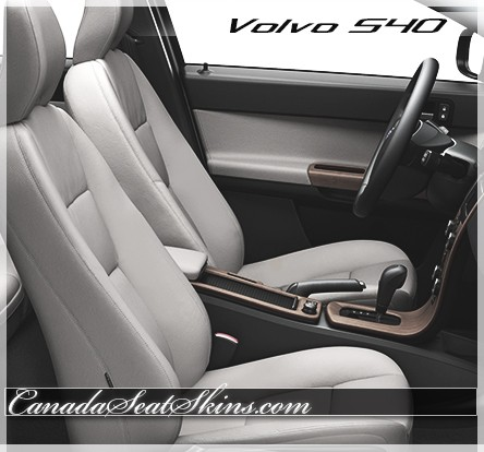 2004 2011 Volvo S40 Custom Leather Upholstery
