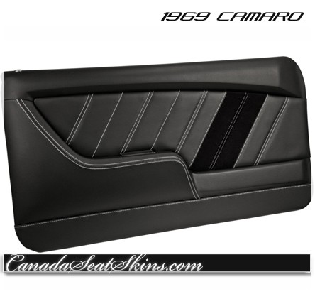 1969 Camaro Tmi Molded Door Panels Sport R Series