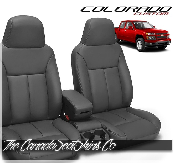 2012 Chevrolet Colorado Leather Upholstery