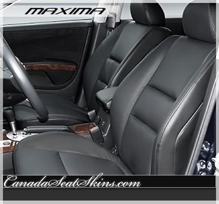 2001 2006 Nissan Maxima Custom Leather Upholstery