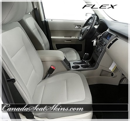 Ford Flex Katzkin Custom Leather Interior