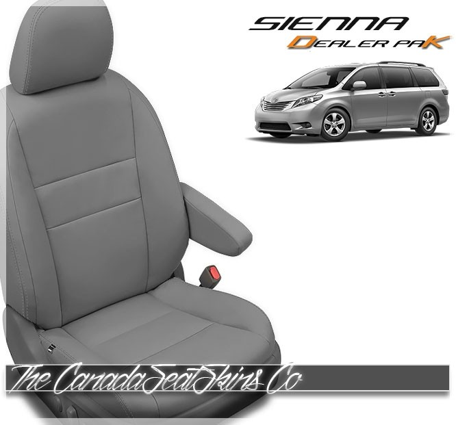2015 2020 toyota sienna dealer pak leather upholstery kits 2015 2020 toyota sienna dealer pak leather kits