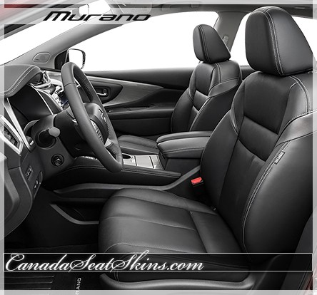 Superior 2015   2017 Nissan Murano Katzkin Leather Seats Good Ideas