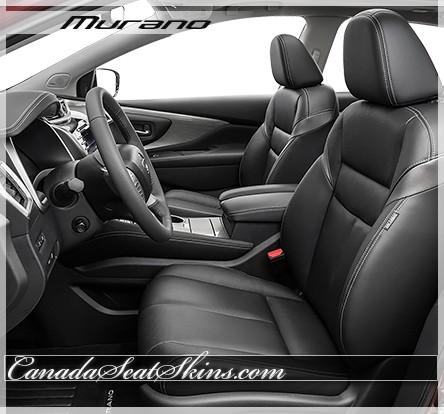 2015 - 2017 Nissan Murano Custom Leather Upholstery
