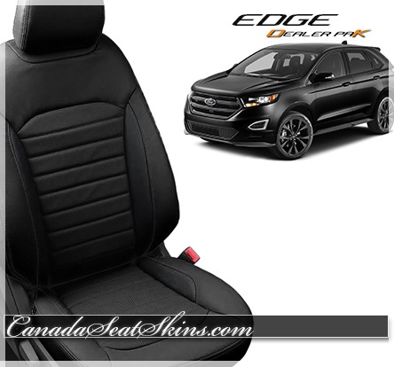 Ford Edge Katzkin Leather Seat Sale Black