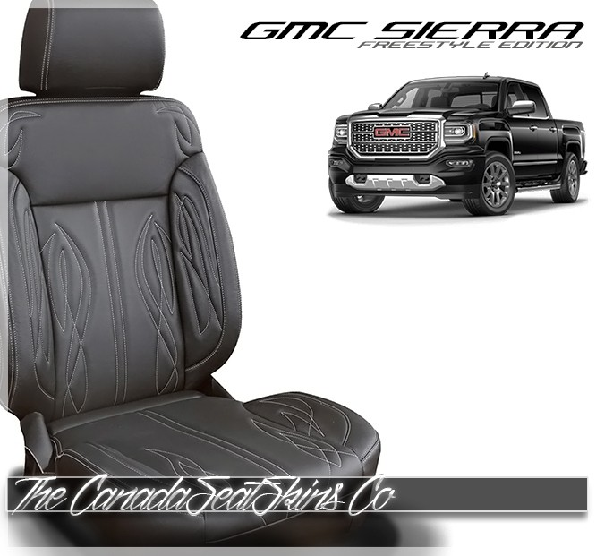 2018 GMC Sierra Zkintech Limited Edition Leather