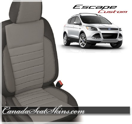 2017 2019 Ford Escape Custom Leather Upholstery