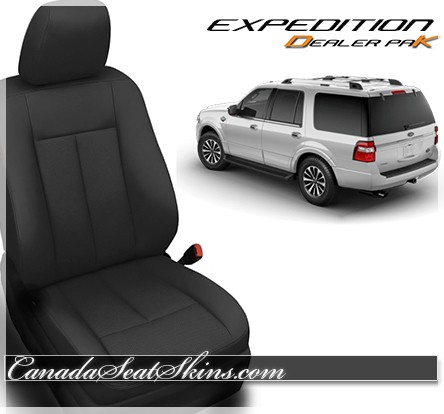 Ford Expedition Dealer Pak Leather Seat Kit