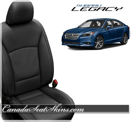 2015 - 2019 Subaru Legacy Custom Leather Upholstery
