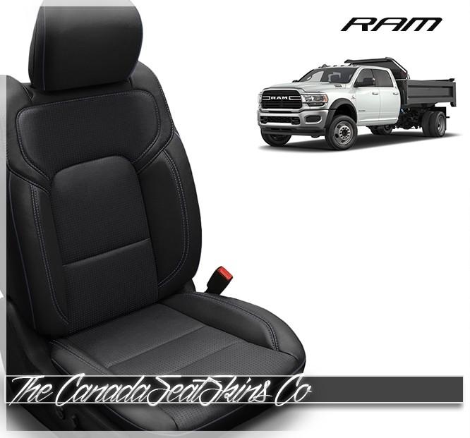 2020 Dodge Ram Commercial Fleet Series Seat Covers