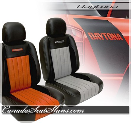 2005 Dodge Ram Daytona Custom Leather Upholstery