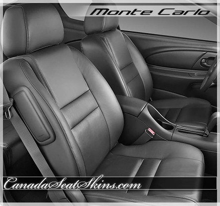 2006   2007 Monte Carlo Katzkin Leather Seats