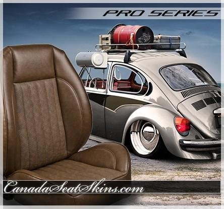 Pro Series Low Back Sport Classic Bucket Seats