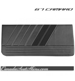 1967 Camaro Custom Restomod Door Panels