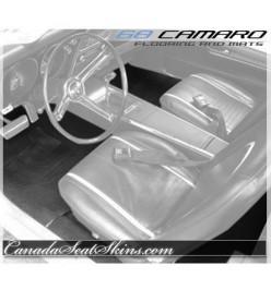 1968 Camaro Custom Carpet and Floor Mats
