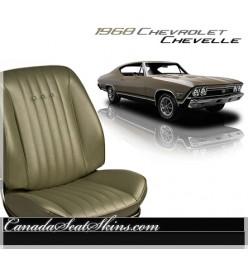 1968 Chevrolet Chevelle Sport Upholstery