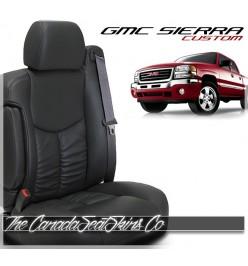 1999 - 2006 GMC Sierra Katzkin Leather Seats
