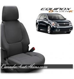 2007 - 2009 Equinox Black Wholesale Leather Seats