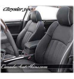 Chrysler 300C Custom Katzkin Leather Seats