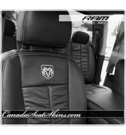 2003 - 2005 Dodge Ram Leather Seats