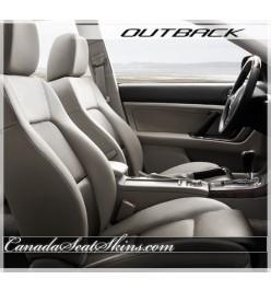 2005 - 2009 Subaru Outback Katzkin Leather Upholstery