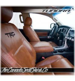 2007 - 2013 Toyota Tundra Katzkin Custom Leather Seat Sale
