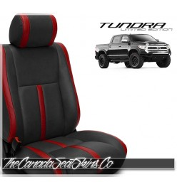 2007 - 2013 Toyota Tundra Katzkin Limited Edition Leather Seat Sale