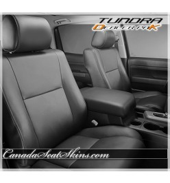 2007 - 2013 Toyota Tundra Katzkin Leather Seats