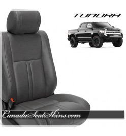 2007 - 2013 Toyota Tundra Limited Edition Leather Seats Grey