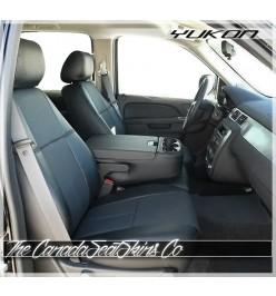 2007 - 2014 GMC Yukon Clazzio Fitted Premium Seat Covers