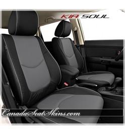 2010 - 2013 Kia Soul Katzkin Leather Seats