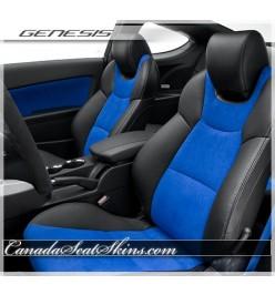2010 - 2016 Hyundai Genesis Coupe Katzkin Leather Seats