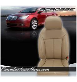2010 - 2013 Buick Lacrosse Katzkin Custom Leather Seats