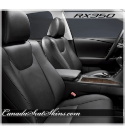 2011 - 2013 Lexus RX350 Leather Upholstery