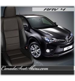 2013 - 2018 Rav 4 XLE Custom Leather Seats