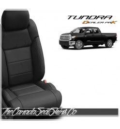 2014 - 2021 Toyota Tundra Katzkin Dealer Pak Leather Seats