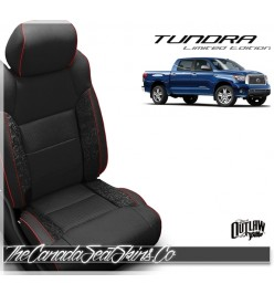 2014 - 2021 Toyota Tundra Outlaw Edition in Red