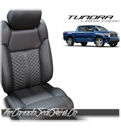 2014 - 2021 Toyota Tundra TekMax Limited Edition Leather Seats