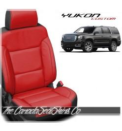 2015 - 2020 GMC Yukon Custom Katzkin Leather Seat Sale