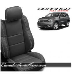 2011 - 2018 Dodge Durango Custom Katzkin Leather Seats