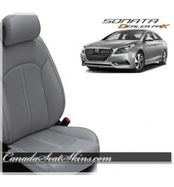 2015 - 2017 Hyundai Sonata Katzkin Leather Seats
