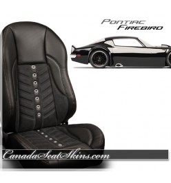 1971 - 1981 Pontiac Firebird VXR Restomod Seats