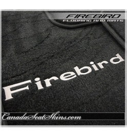 Pontiac Firebird Custom Carpet and Floor Mats