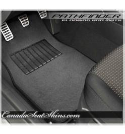 1996 - 2004 Nissan Pathfinder Replacement Carpet