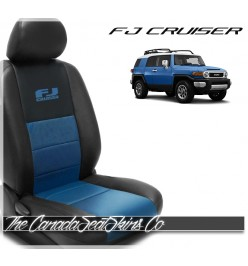 Toyota FJ Cruiser Katzkin Custom Leather Upholstery Sale