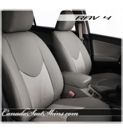 2006 - 2012 Toyota Rav 4 Katzkin Leather Upholstery