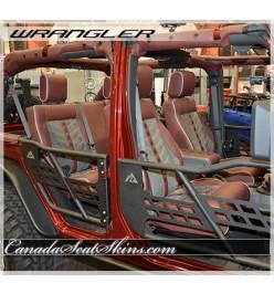 Jeep Wrangler TMI VXR Custom Seats