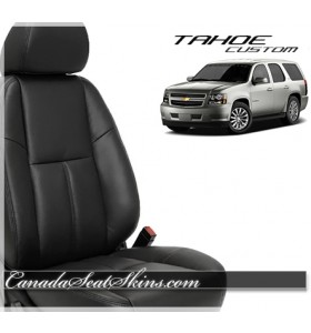 2007 - 2014 Chevrolet Tahoe Katzkin Custom Leather Seats