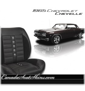 1965 Chevelle Sport XR Restomod Seats