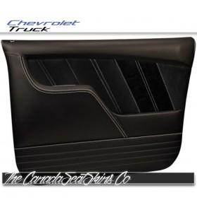 1967 - 1972 Chevrolet Truck TMI Sport R Molded Restomod Door Panel Sale